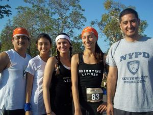 merrell down and dirty obstacle race